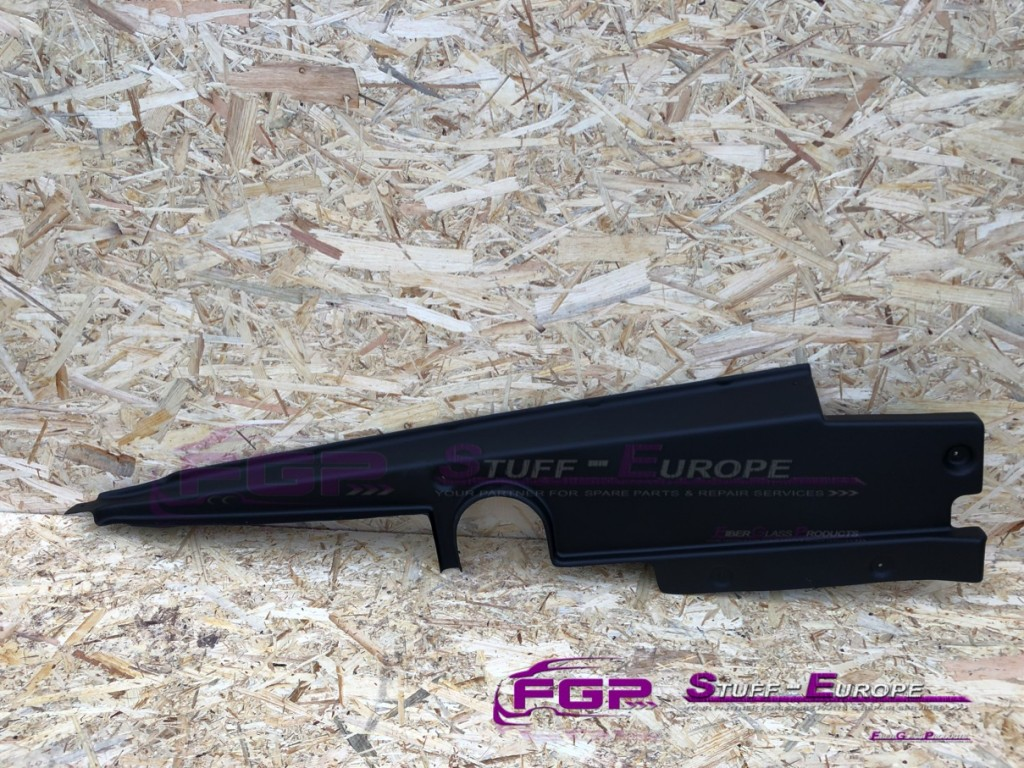 Engine wall left cover for Lamborghini Gallardo 07L103724