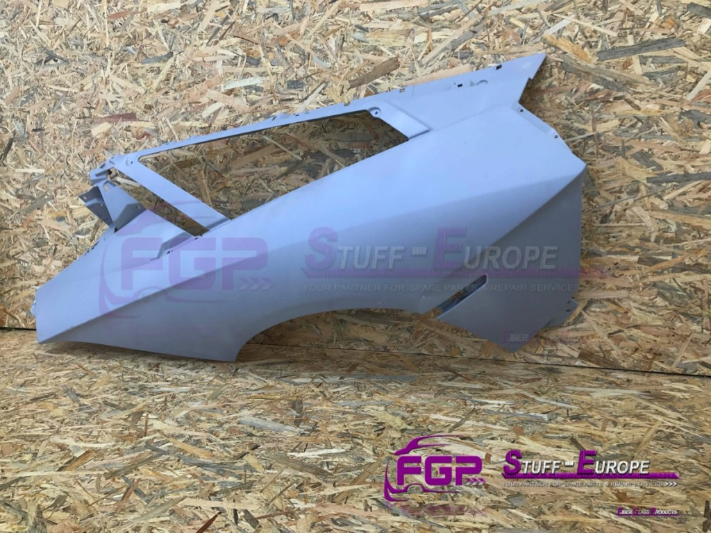 Rear fender left for Lamborghini Aventador 470854959C