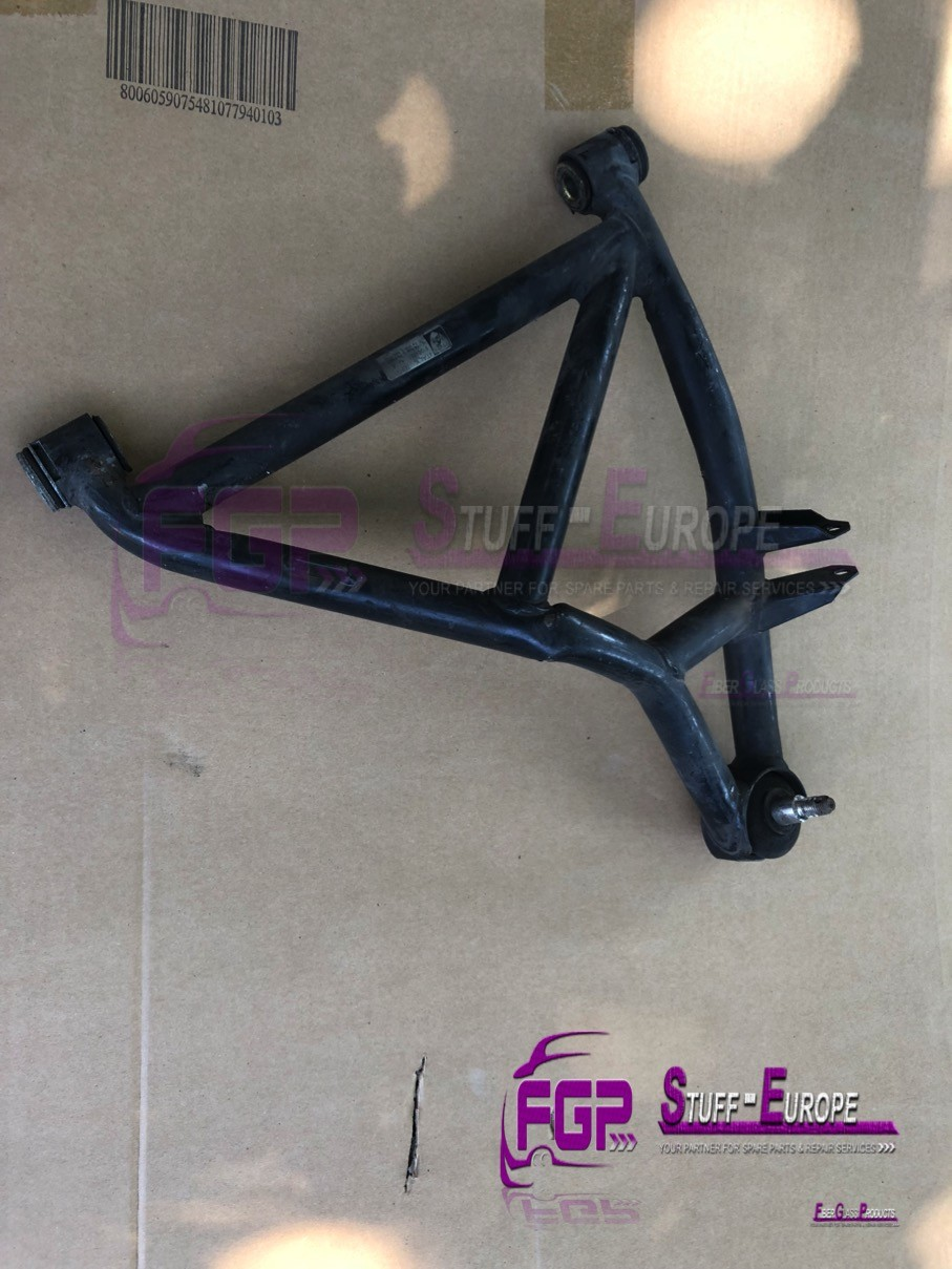 OEM Original Lamborghini Diablo 6.0 & Murcielago 2002-2005 suspension left lower arm 410407155 0051004781