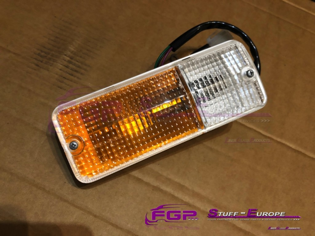Turn signal lights set for Lamborghini Diablo ( e check ) European version