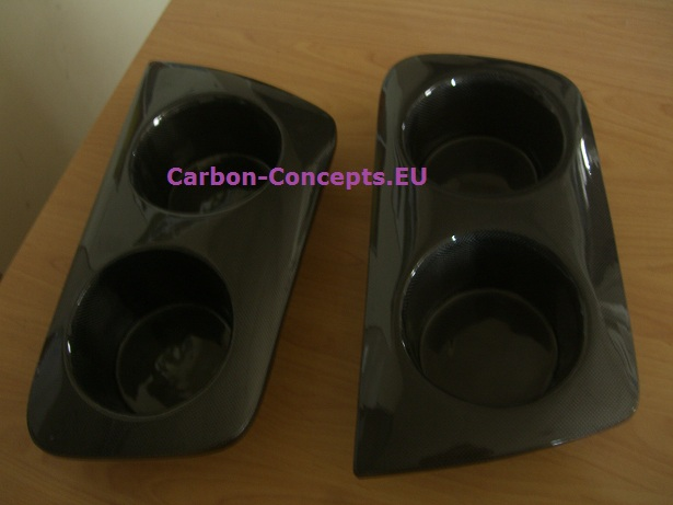 Diablo Carbon Taillight Housing  for Lamborghini Diablo