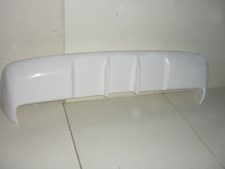 Diablo 6.0 Rear bumper for Lamborghini Diablo