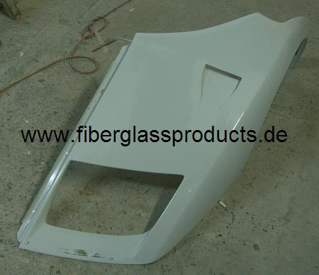 Diablo GT Front fender ( 6.0 size ) left or right