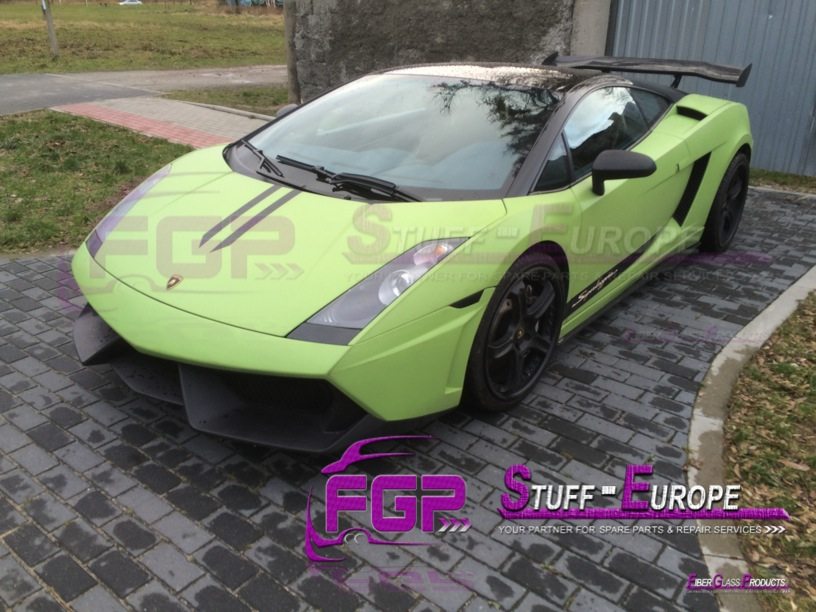 LP570 Set For Lamborghini Gallardo 2004-2008