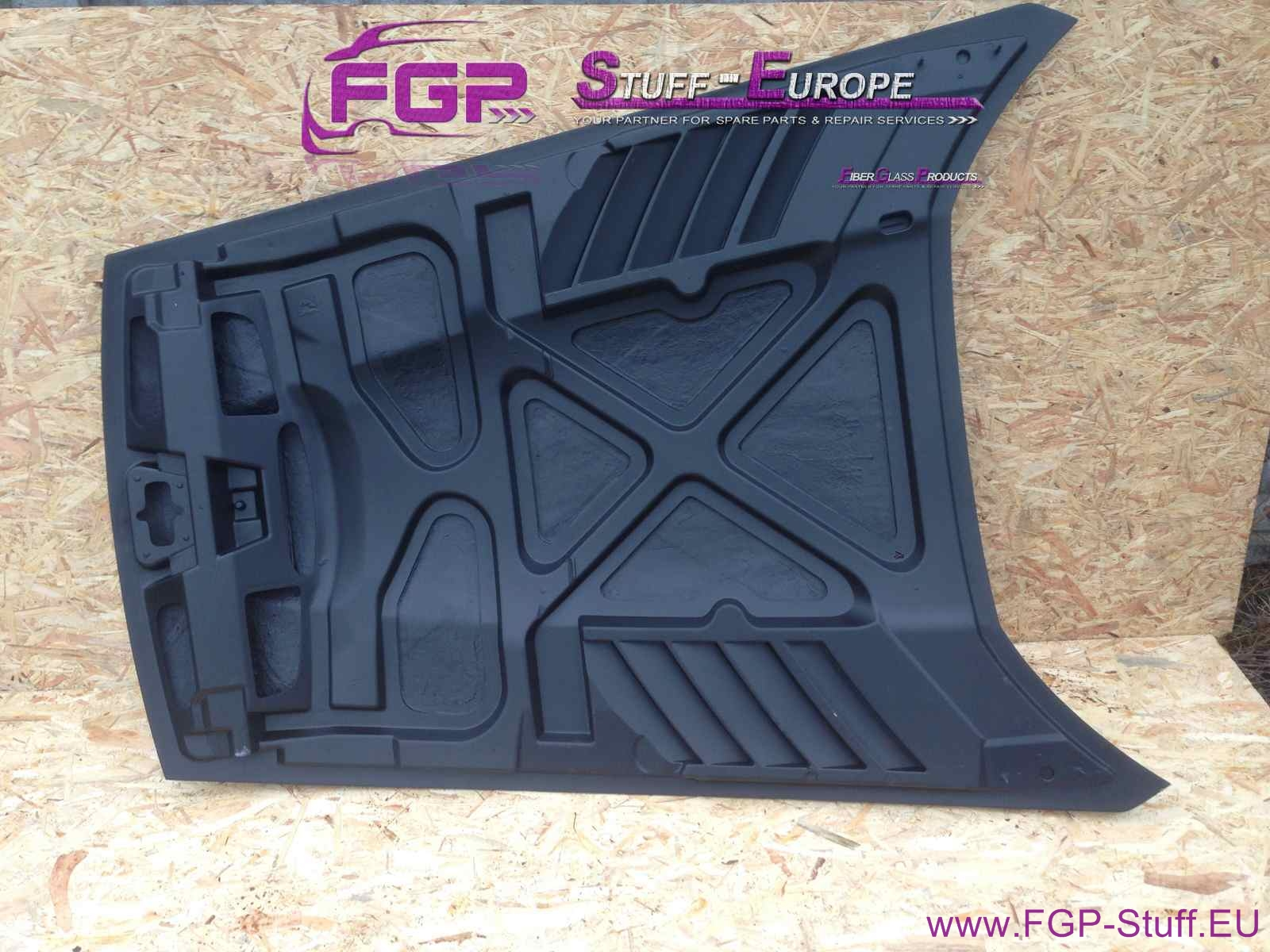 Viper SRT 10 Front Hood for Dodge Viper