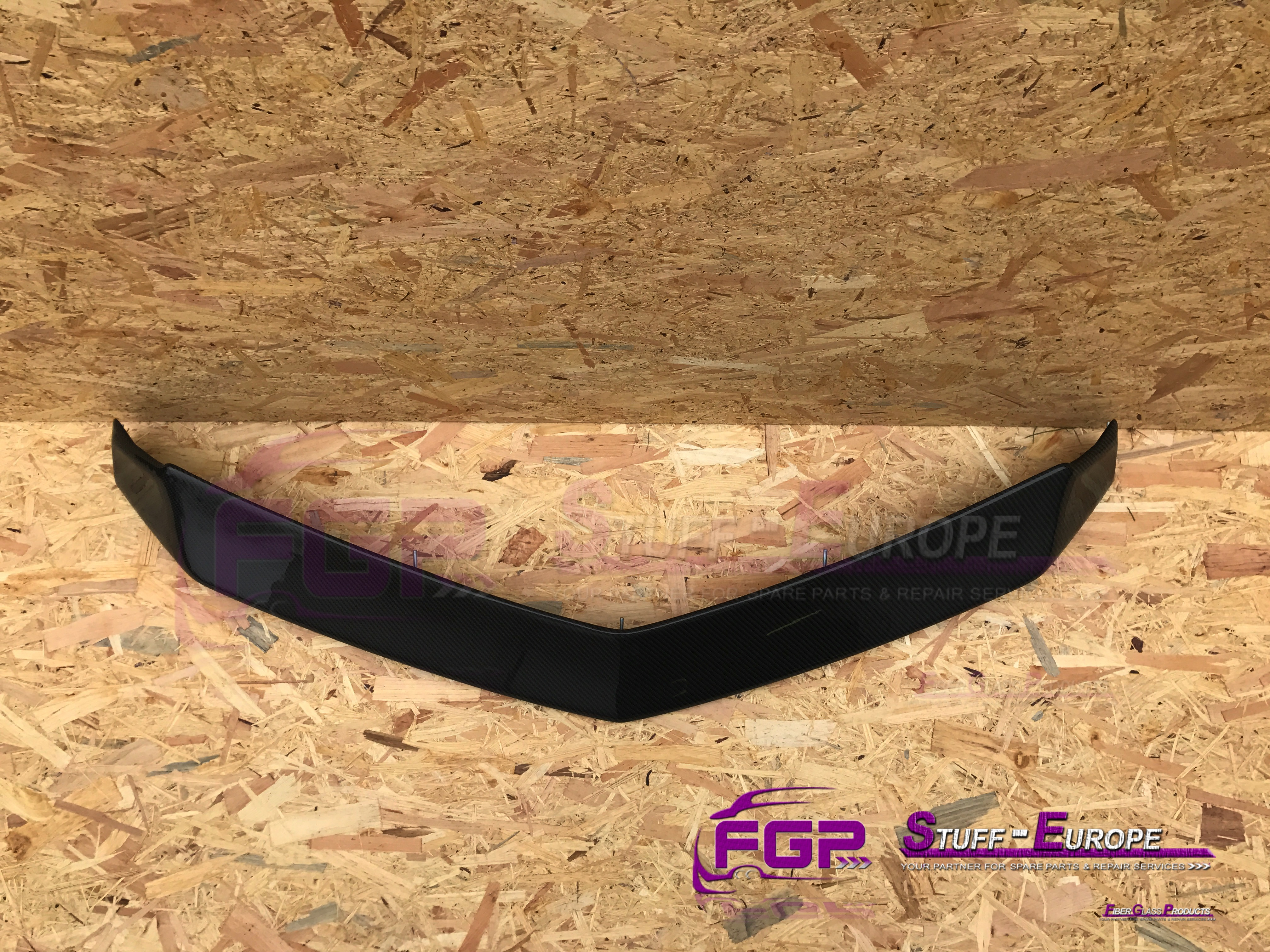 Real Carbon front splitter for Lamborghini Aventador LP750 Super veloce 470807473A