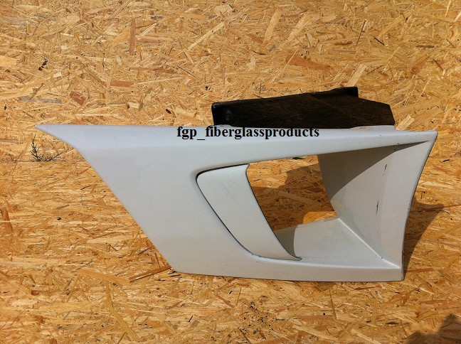 LP640 / LP670 Rocker panel Scoop Left for Lamborghini Murcielago