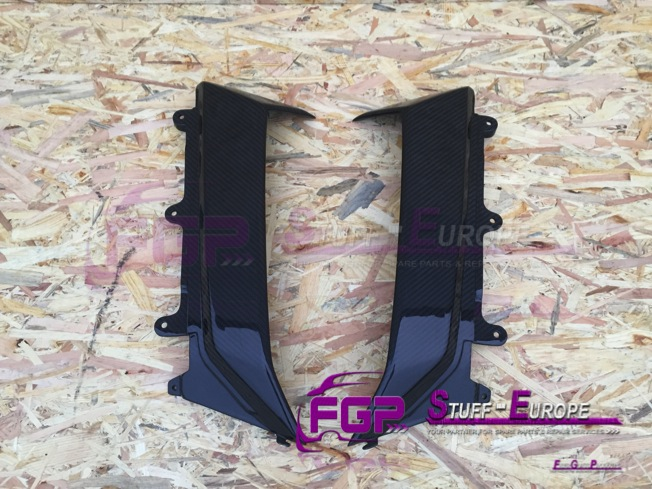 Rocker panel side skirt vents set for Lamborghini Aventador LP700