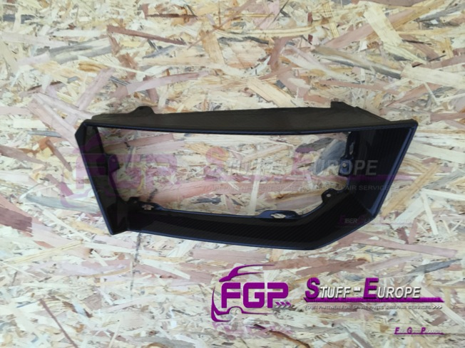 Rear bumper grill surround left for Lamborghini Aventador LP700