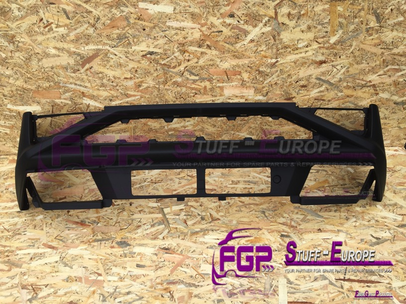 Squadra Corse rear bumper for Lamborghini Gallardo