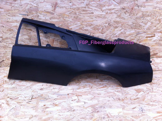 Murcielago LP640/LP670 coupe rear Fender left rear quarter