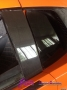 Lamborghini Murcielago Carbon Door exterior cover set