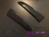 Real Carbon Headlight washer lids for Lamborghini Murcielago