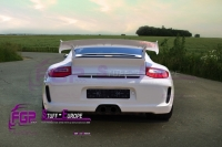Rear Wing - engine lid for Porsche 911 / 997 GT3 lift 2009-2011