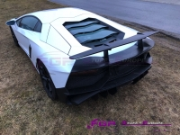 LP750 SV rear wing for Lamborghini Aventador 470854872