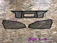 SV LP750 Grill set for Lamborghini Aventador