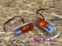 Turn signals indicators set for Lamborghini Diablo VT SV 006331780 + 006331779
